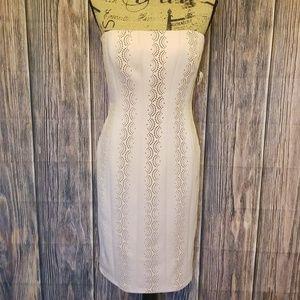 NWT Gorgeous Tadashi Shoji Strapless Dress